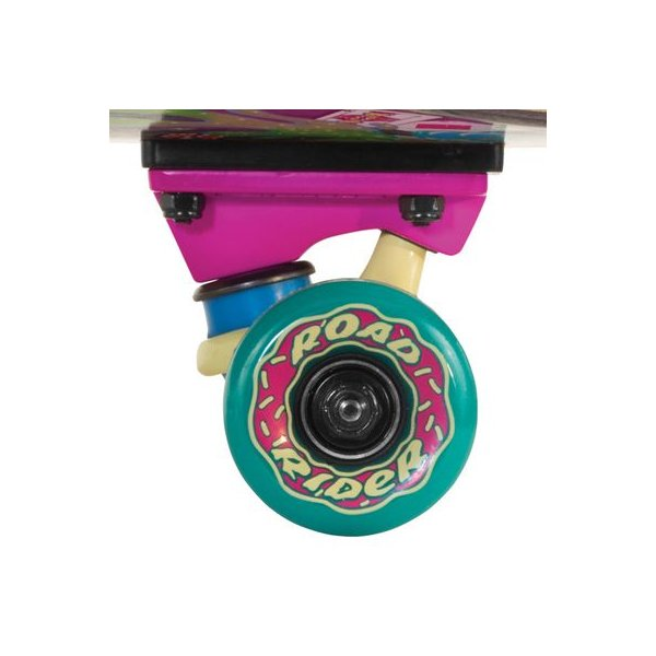 Santa Cruz Skate Simpsons Bart Toybox Mini Cruzer Skateboard Deck (26x8.8-Inch)  サンタクルズ クルーザー スケートボード collc 03