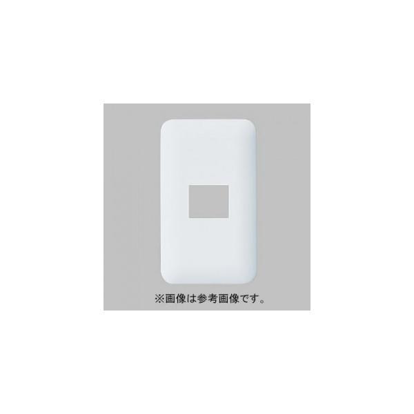 Panasonic/パナソニック フルカラー モダンプレート ホワイト WN6001SW