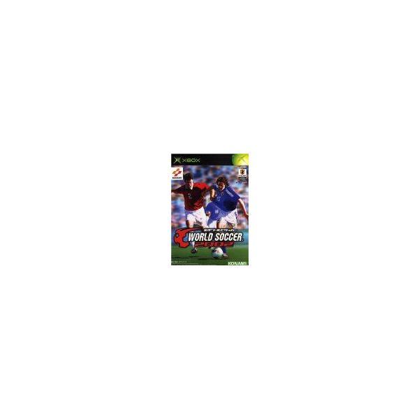 (XBOX) 実況ワールドサッカー2002 (管理:22048) collectionmall