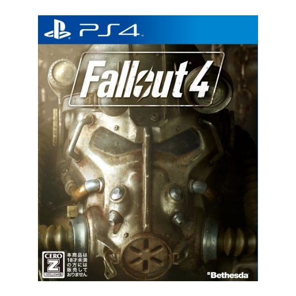 (PS4) Fallout(フォールアウト) 4 (管理:405217)|collectionmall
