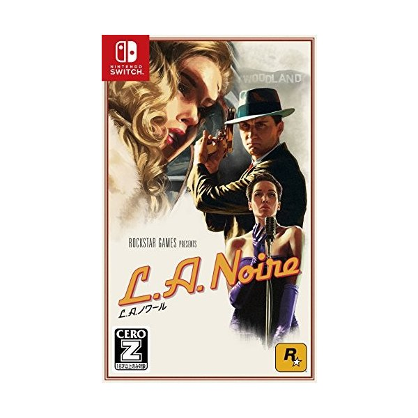 (Switch) L.A.ノワール (管理番号:381554) collectionmall