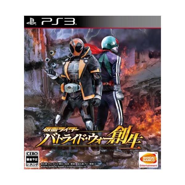 (PS3) 仮面ライダー バトライド・ウォー 創生 (管理:401889)|collectionmall