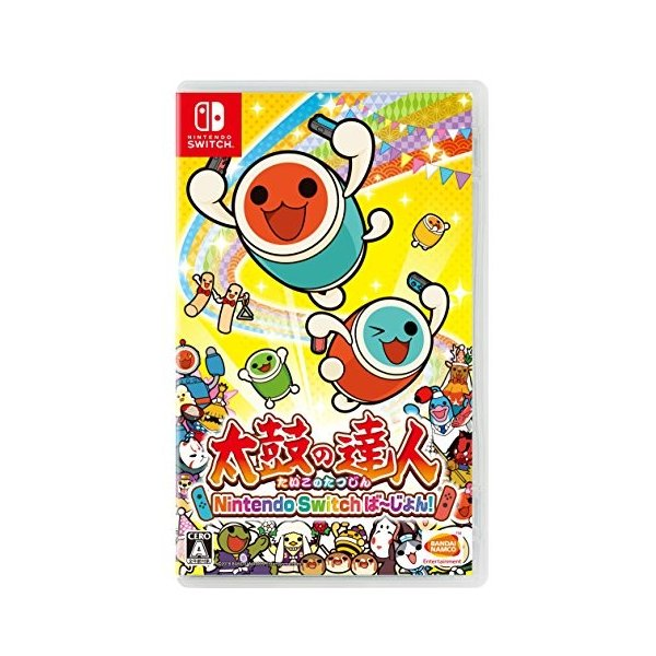 (Switch) 太鼓の達人 Nintendo Switchば~じょん! (管理番号:381620)|collectionmall