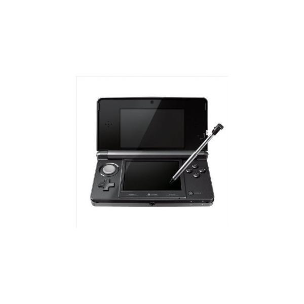 ニンテンドー3DS 本体 コスモブラック 【管理:465021】|collectionmall
