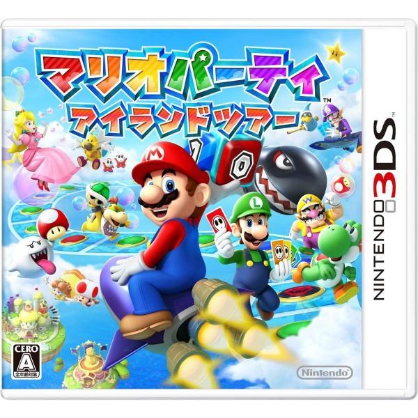 (3DS) マリオパーティ アイランドツアー  (管理:410376)※ソフトのみ|collectionmall