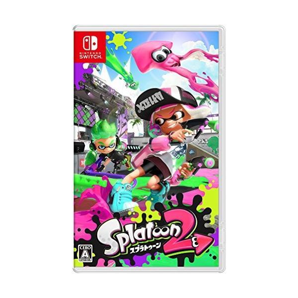 (Switch) Splatoon 2 (スプラトゥーン2) (管理:381520)|collectionmall