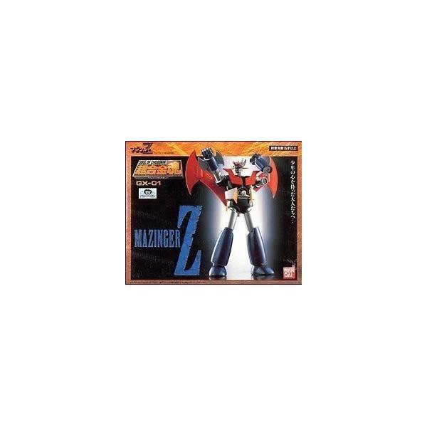 (フィギュア)超合金魂GX01マジンガーZ(管理:444504)