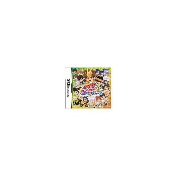 家庭教師ヒットマンリボーン!DS マフィア大集合 ボンゴレフェスティバル [DS]の画像