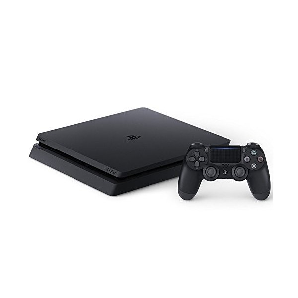 PS4 本体 ジェット・ブラック 500GB (CUH-2100AB01) (管理:473034)|collectionmall