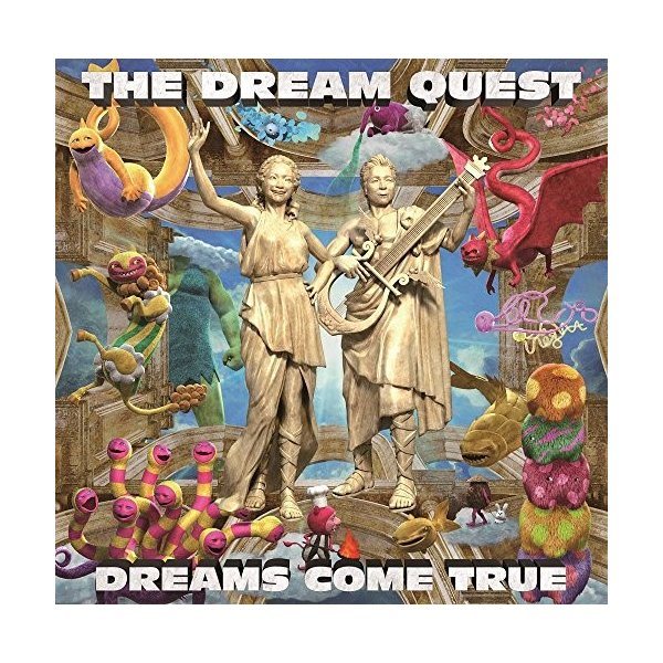 (CD)DREAMS COME TRUE(ドリームズ・カム・トゥルー)/THE DREAM QUEST(管理:552492)|collectionmall