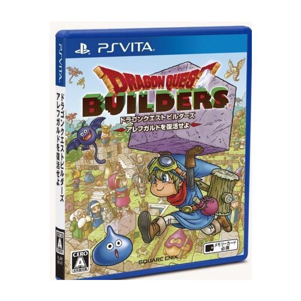 (PS Vita) ドラゴンクエストビルダーズ アレフガルドを復活せよ(管理:420762)|collectionmall