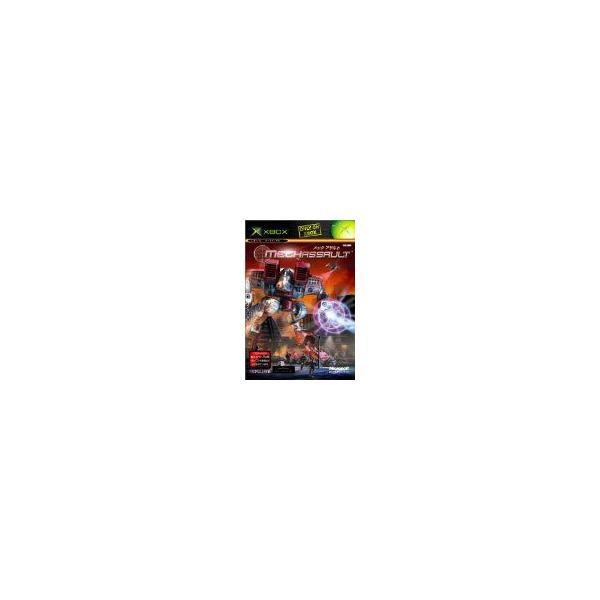 (XBOX) Mech Assault (メック・アサルト) (管理:22119)|collectionmall
