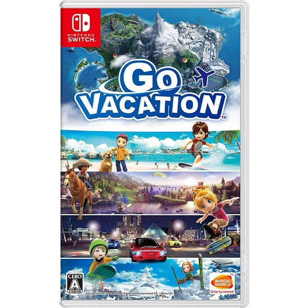 (Switch) GO VACATION(ゴーバケーション) (管理:N381752)|collectionmall