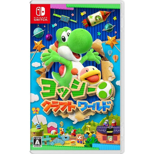 (Switch) ヨッシークラフトワールド (管理:N381817)|collectionmall