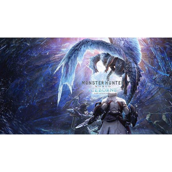 (予約)(PS4)MONSTER HUNTER WORLD: ICEBORNE (モンスターハンターワールド:アイスボーン)|collectionmall|04
