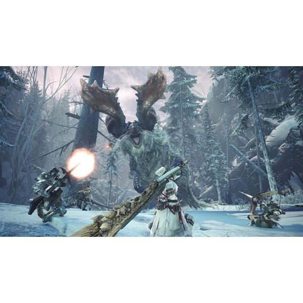 (予約)(PS4)MONSTER HUNTER WORLD: ICEBORNE (モンスターハンターワールド:アイスボーン)|collectionmall|05