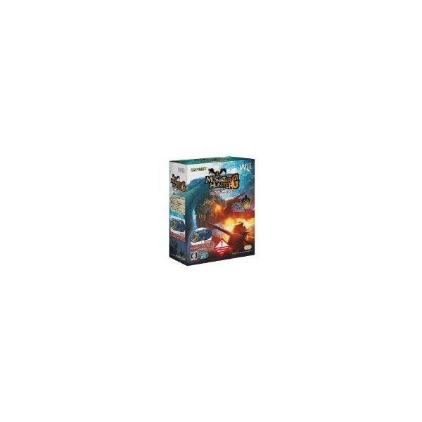 (Wii) モンスターハンターG スターターパック(管理:380312)|collectionmallshingu