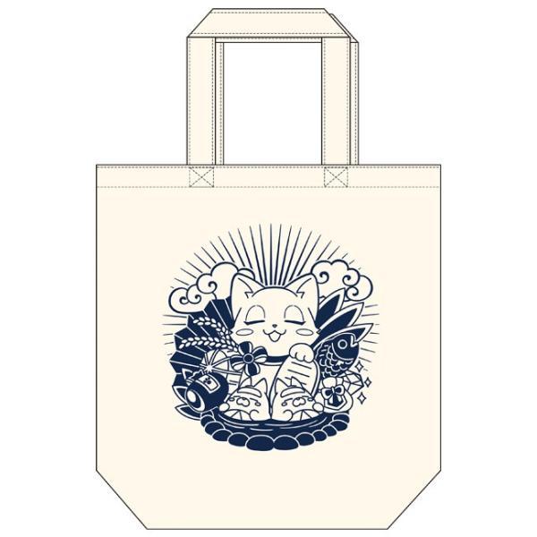 白猫温泉物語 トートバッグ