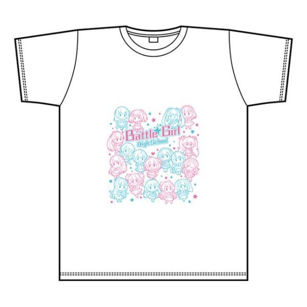 【予約商品】バトルガール ハイスクールTシャツ:サイズM【9月下旬出荷予定】