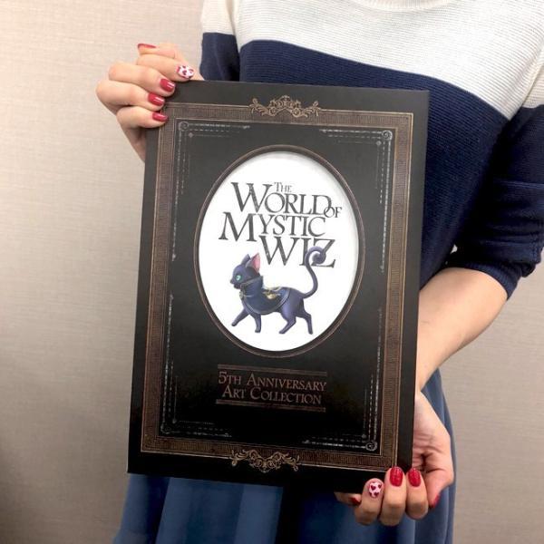 【受注予約】魔法使いと黒猫のウィズ 5th Anniversary Art Collection【2018年7月発売】|colopl-store|07