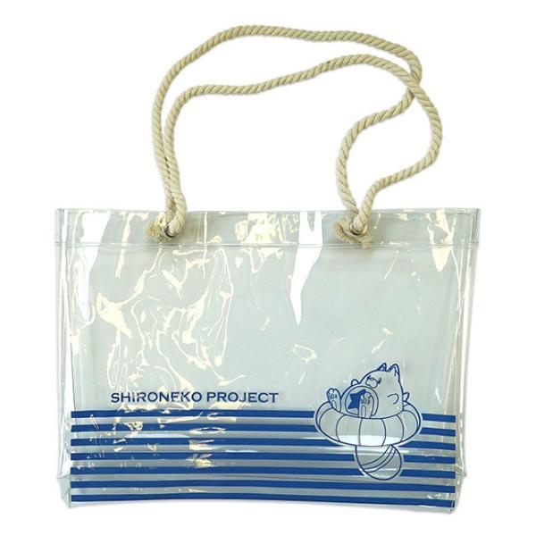 星たぬき ビニールバッグ|colopl-store