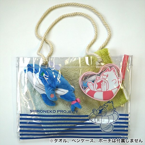 星たぬき ビニールバッグ|colopl-store|03