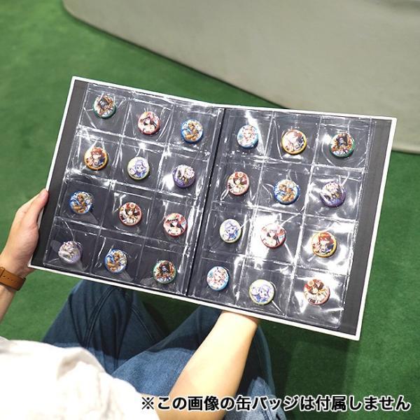 2周年缶バッジコレクションファイル|colopl-store|06