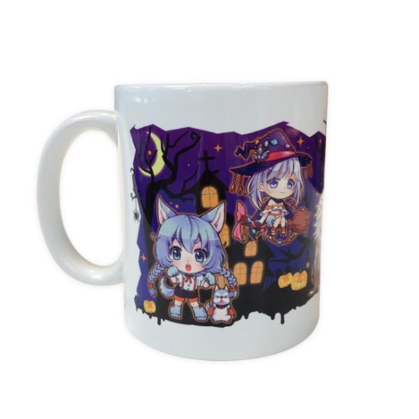 ハロウィンマグカップ