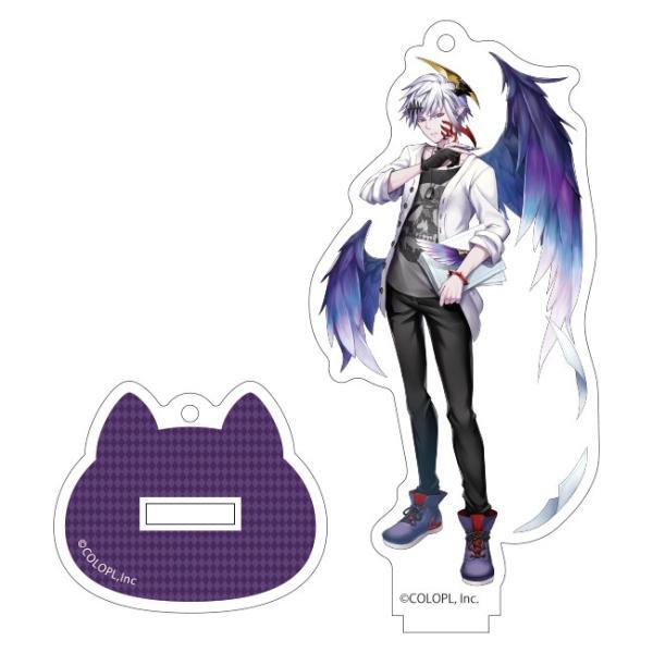 白猫プロジェクト #白猫シェアハウス Season2 アクリルスタンド レイン バイトVer.|colopl-store