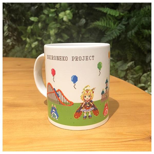 白猫プロジェクト 教育勇者 マグカップ|colopl-store