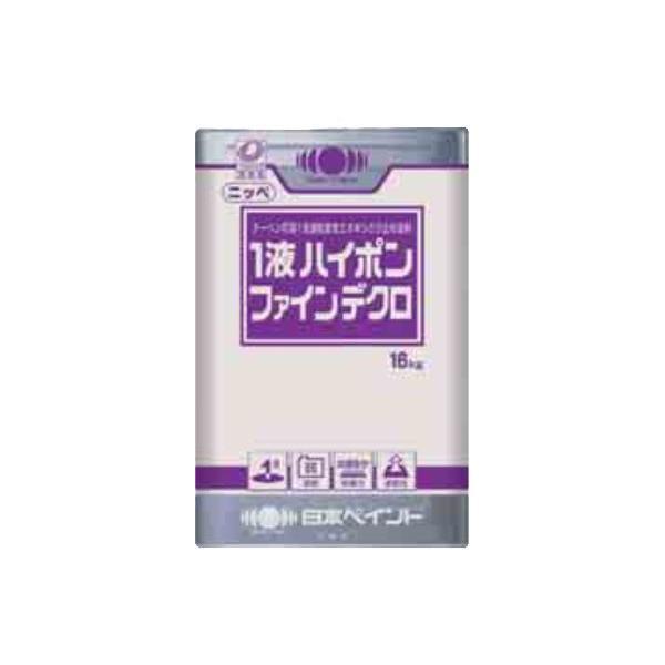 日本ペイント ニッペ 1液ハイポンファインデクロ 16kg