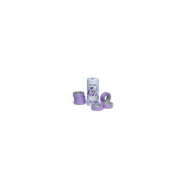 日東電工 ペイントエース No.720A 紫 マスキングテープ 1箱売り 12mm×18M 100巻