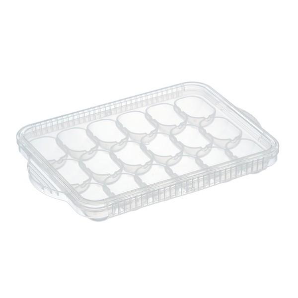 小分けトレー 浅型 離乳食冷凍小分けトレー ベビー 日本製 ( 電子レンジ対応 食洗機対応 離乳食 冷凍 )