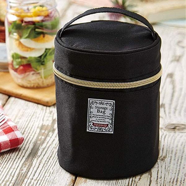 ランチバッグ スープジャー用 保温バッグ 保冷バッグ ポーチ ( 保温 保冷 お弁当袋 ケース お弁当 バッグ )