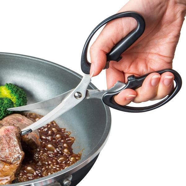 キッチンばさみ食洗機対応燕三条プログレードキズつけにくいキッチンはさみ(キッチンバサミキッチンハサミ料理はさみ)