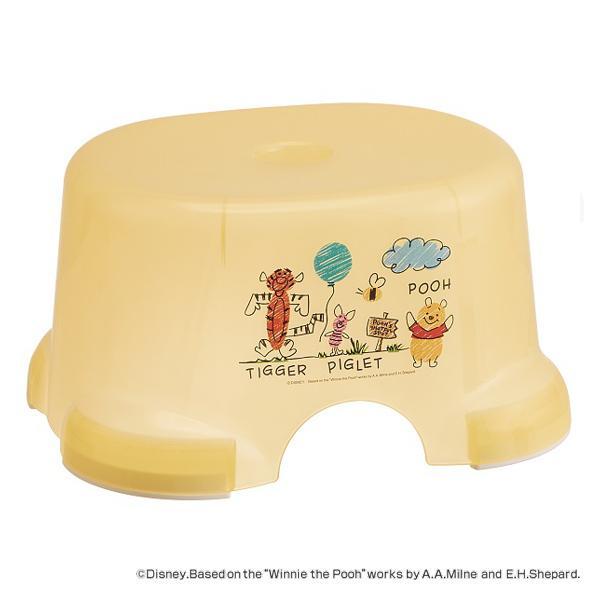 風呂イス ベビー風呂イス PHOOスケッチ プーさん 子供用 フロイス ( キャラクター くまのプーさん 洗面器 子供用風呂イス )