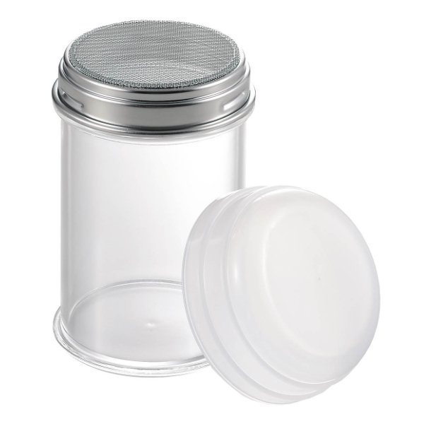 調味料入れ 小麦粉ボトル パウダリングボトル ( スパイス入れ スパイスボトル 調味料ボトル 調味料容器 日本製 )