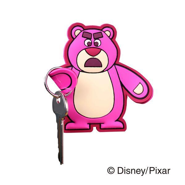 フック マグネットフック Disney ロッツォ トイ・ストーリー ( マグネット 磁石 鍵フック 小物フック キーフック 収納 ディズニー )