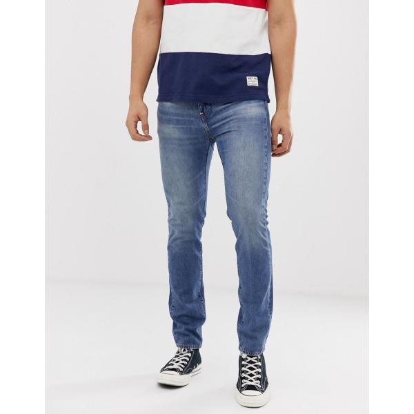 8fe3da2cb075ed リーバイス ジーンズ メンズ Levi\'s 510 skinny fit standard rise jeans in wobbegong warp