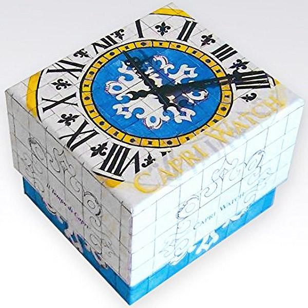 カプリウォッチ Capri watch マルチジョイ 腕時計 ウォッチ ホワイト Art. 5276 レディース メンズ ユニセックス 女性 男性 男女兼用