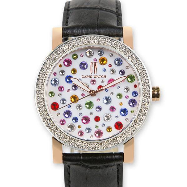 カプリウォッチ Capri watch マルチジョイ 腕時計 ウォッチ ホワイト Art. 5105 01 レディース メンズ ユニセックス 女性 男性 男女兼用