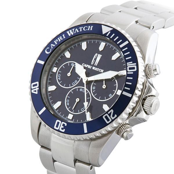 カプリウォッチ Capri watch サブ 腕時計 ウォッチ ブルー Art. 5501 レディース メンズ ユニセックス 女性 男性 男女兼用