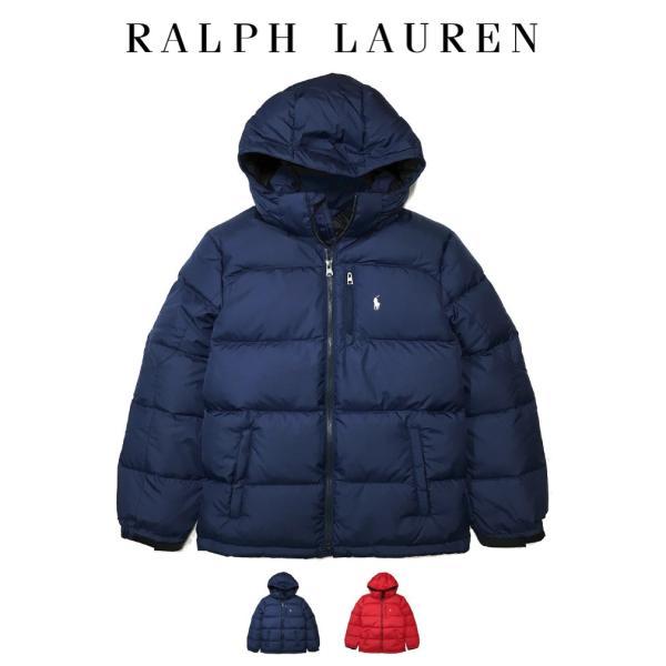 d96924f1dc3fa ポロ ラルフローレン ダウン ジャケット リップストップ Polo Ralph Lauren ボーイズ BOYS|colorwardrobe ...