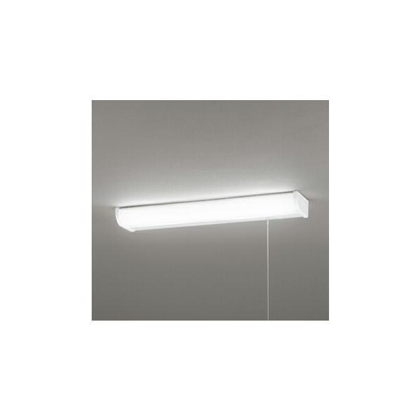 オーデリック LEDキッチンライト コンセント付FL20W相当 昼白色:OB255231
