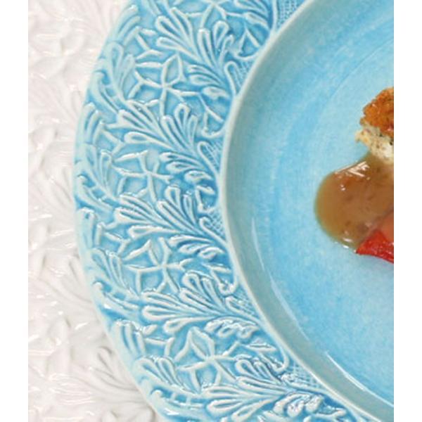 プレート 皿 北欧食器 マチュース レース プレート 25cm アンティーク調|comfy-shop|15