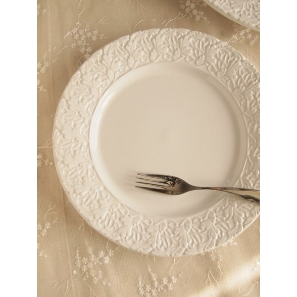 プレート 皿 北欧食器 マチュース レース プレート 25cm アンティーク調|comfy-shop|03