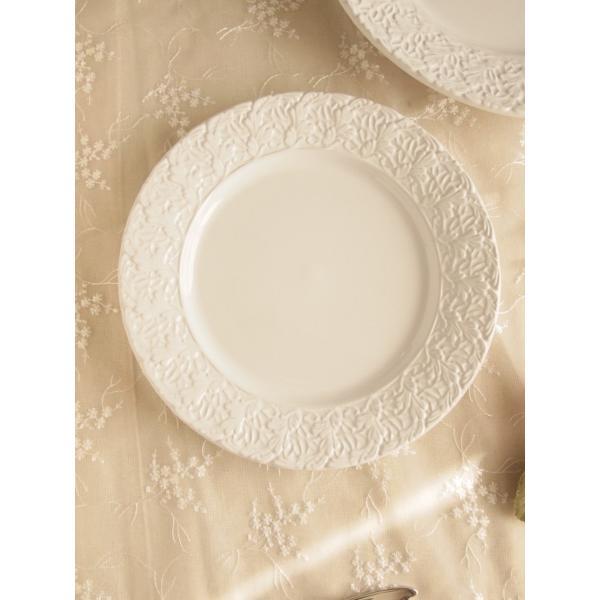 プレート 皿 北欧食器 マチュース レース プレート 25cm アンティーク調|comfy-shop|04