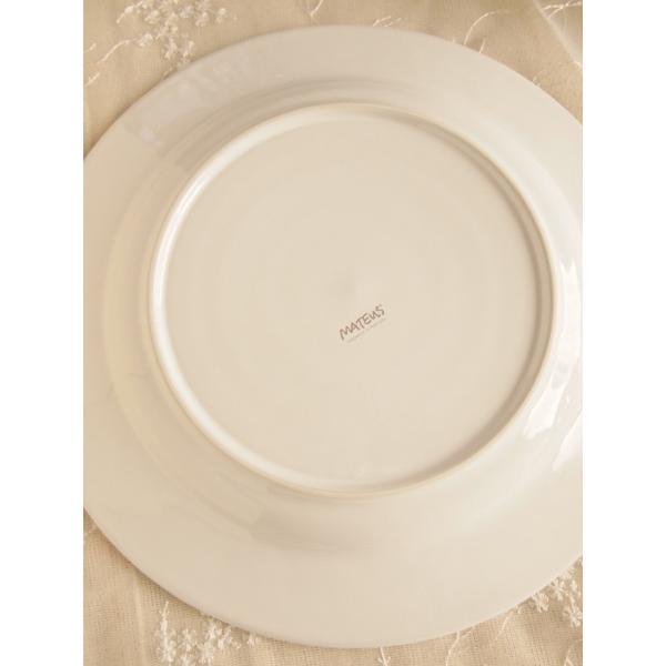 プレート 皿 北欧食器 マチュース レース プレート 25cm アンティーク調|comfy-shop|07