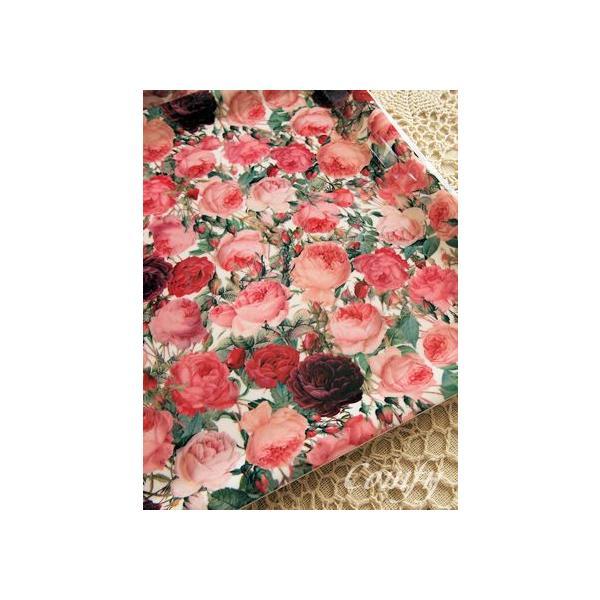 キッチン雑貨 ルドゥーテ チンツ スクエア トレイ comfy-shop 02