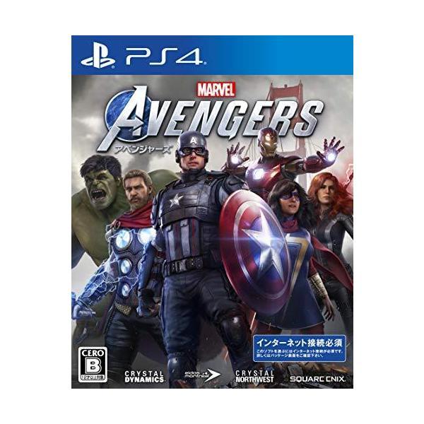 中古PS4ソフトMarvel'sAvengers(アベンジャーズ)
